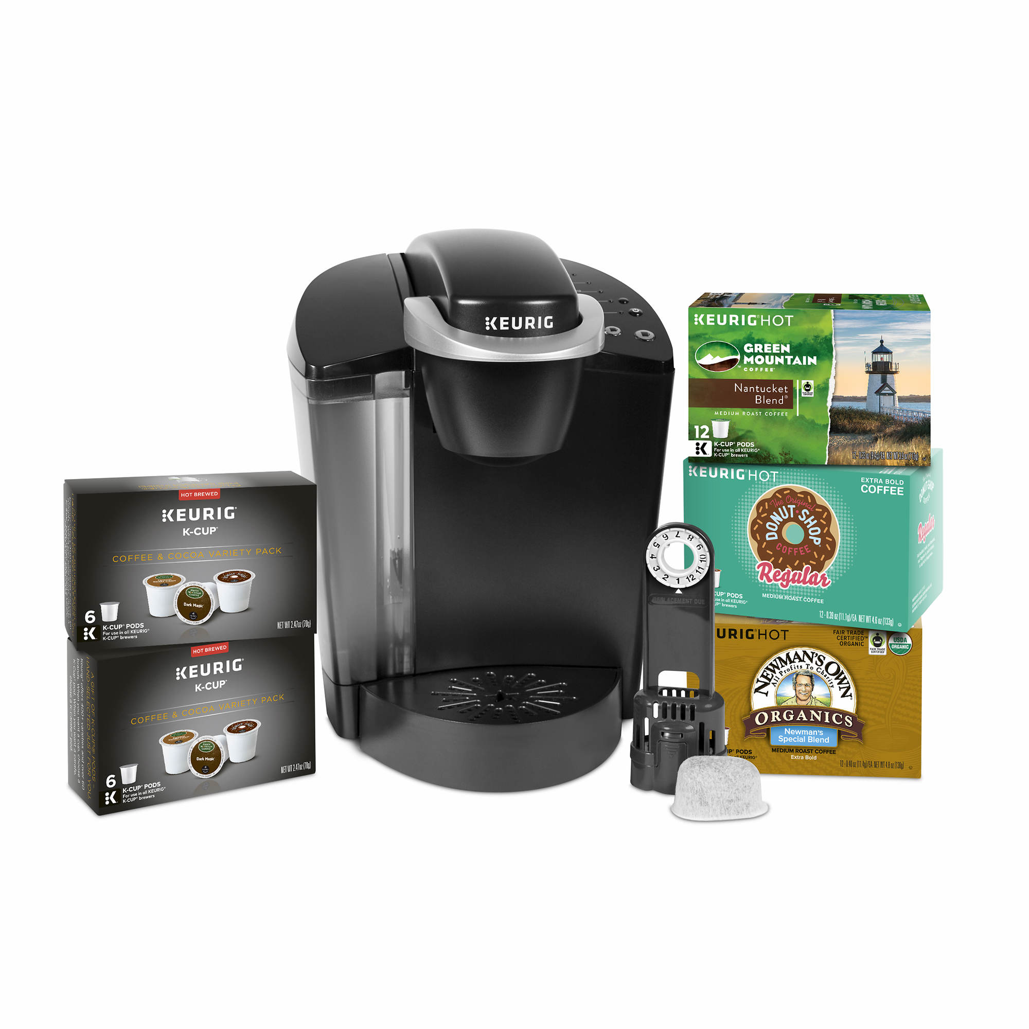 Keurig Red Coffee Maker Instructions : Keurig K50B Single-Serve Coffee Maker - Black - BJ s Wholesale Club