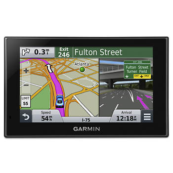 "Garmin nuvi 2539LMT 5"" GPS Navigation System with Lifetime Map Updates and Traffic Alerts"