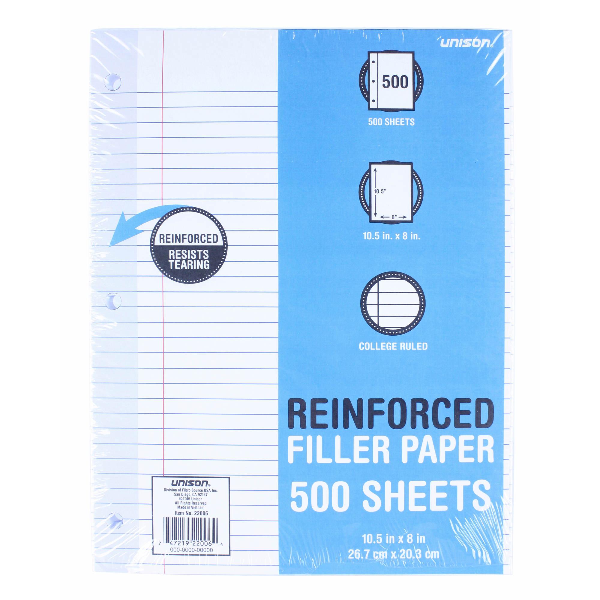 Buy college ruled paper bulk