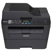 Brother MFC-L2707DW All-in-One Wireless Laser Printer with Toner Cartr