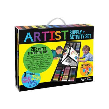 Art 101 203-Pc. Trifold Art Set