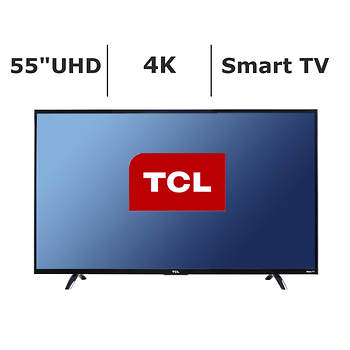 "TCL 55UP120 55"" 4K UHD Smart LED TV with Roku"