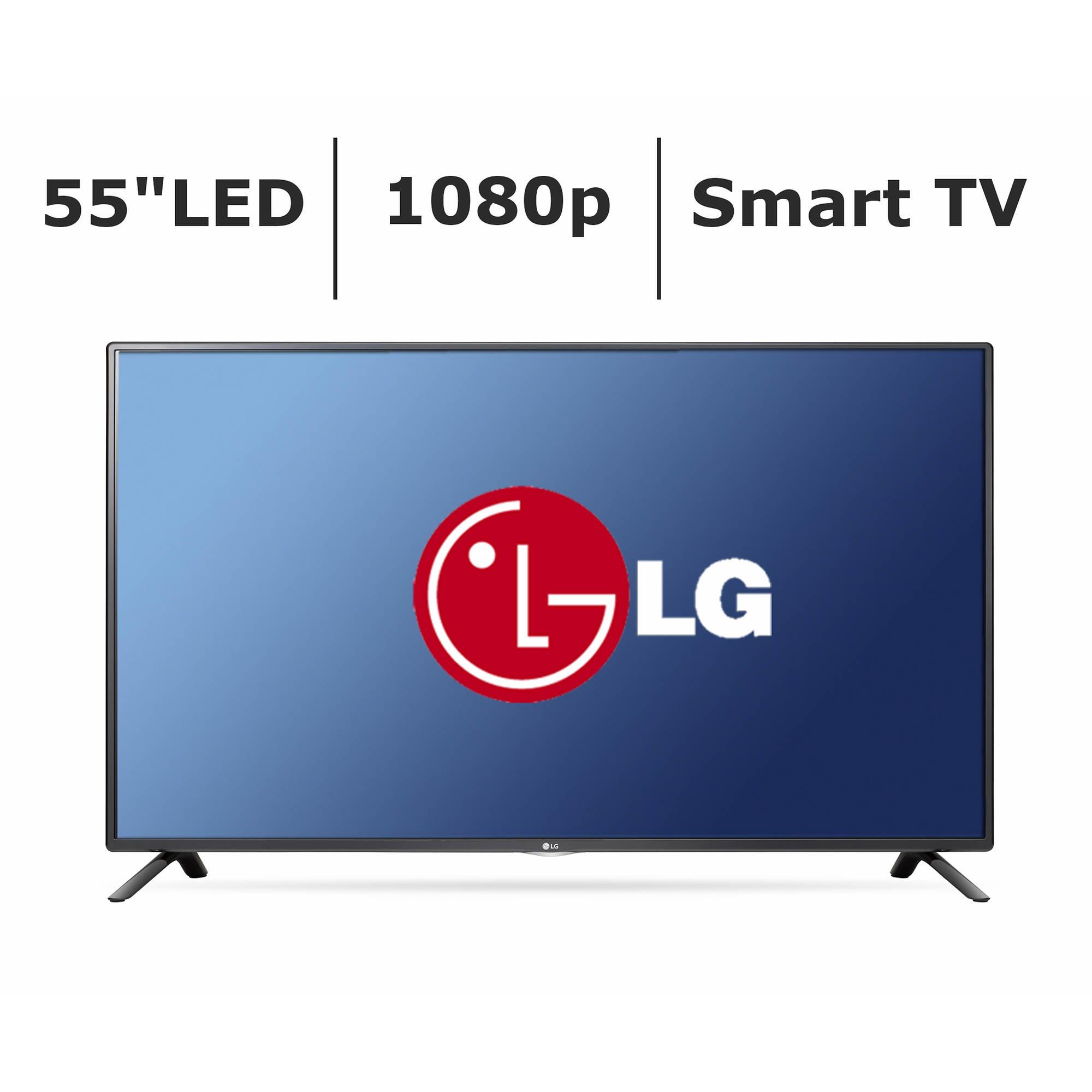 lg 55 1080p smart led tv bj 39 s wholesale club. Black Bedroom Furniture Sets. Home Design Ideas