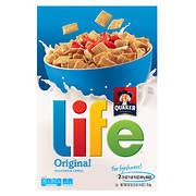 Quaker Life Cereal, 2 pk./31 oz.
