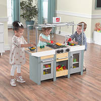 Deals on Step2 Uptown Urban Wood Kitchen & Island 785900