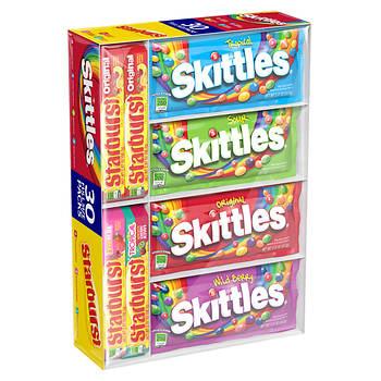 Skittles and Starburst Variety Pack, 30 ct.
