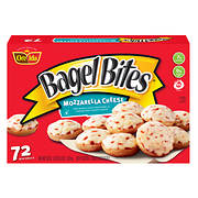 Ore-Ida Mozzarella Cheese Bagel Bites, 72 ct.