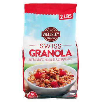 Wellsley Farms Swiss Granola, 2 lbs.