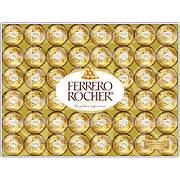 Ferrero Rocher Fine Hazelnut Chocolates, 48 ct.