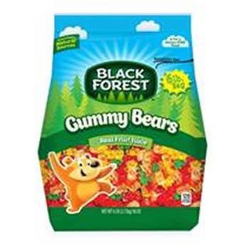 Black Forest Gummy Bears, 6 lbs.