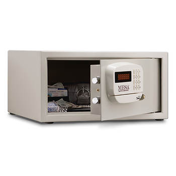 Mesa Safe Co. Hotel Series 1.2-Cu. Ft. Hotel and Residential Burglary Safe with Electronic Lock