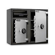 Mesa Safe Co. MFL Series 6.7-Cu-Ft. Depository Safe with Electronic Lo