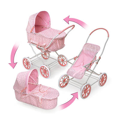 Badger 3-in-1 Doll Pram