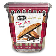 Nonni's Cioccolati Biscotti, 25 ct.
