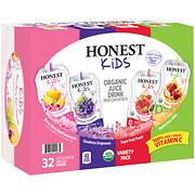 Honest Kids Variety Drinks, 32 ct./6.75 oz.