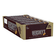 Hershey's Milk Chocolate with Almonds Bars, 36 ct.