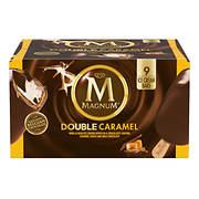 Magnum Double Caramel Ice Cream Bars, 9 ct.