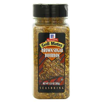 McCormick Grill Mates Brown Sugar Bourbon, 13.5 oz.