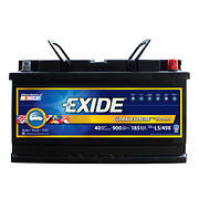 Exide Global Extreme L549X Auto Battery