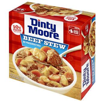 Dinty Moore Beef Stew, 4 pk./20 oz.