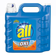 all Oxi Liquid Laundry, 225 oz.