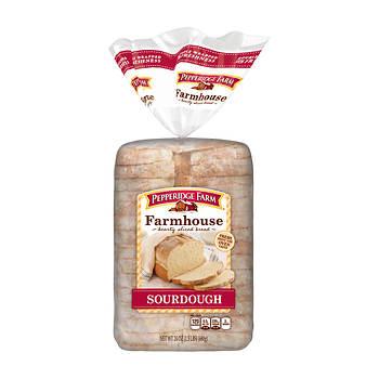 Pepperidge Farm Farmhouse Sourdough Bread, 16 slices