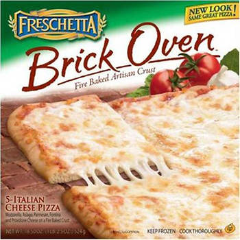 Freschetta Brick Oven 5 Italian Cheese Pizza, 3 pk.