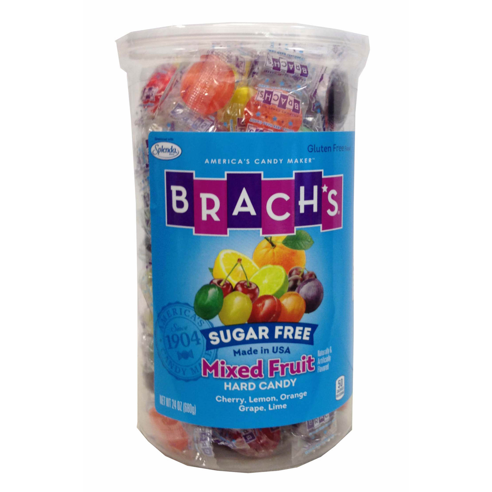 brach 39 s sugar free mixed fruit hard candy bj 39 s wholesale club. Black Bedroom Furniture Sets. Home Design Ideas