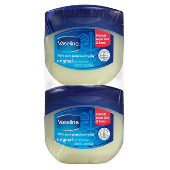 Vaseline Original Petroleum Jelly, 2 ct./13 oz.