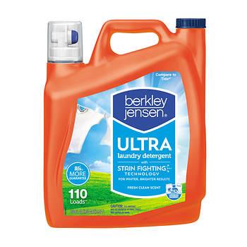 Berkley Jensen Ultra Liquid Laundry Detergent1 170 Fl. Oz.