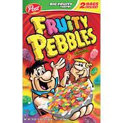Post Fruity Pebbles, 2 pk./17 oz.