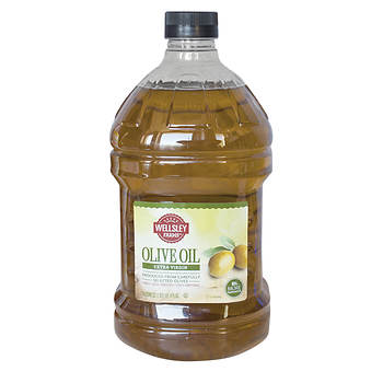 Wellsley Farms Extra Virgin Olive Oil, 3 Liters