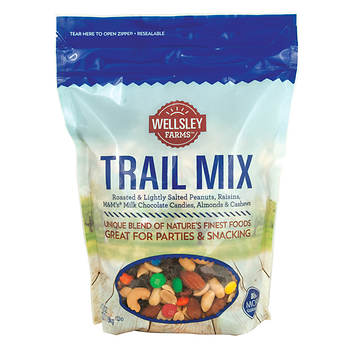 Wellsley Farms Trail Mix, 42 oz.