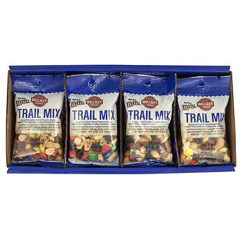 Wellsley Farms Trail Mix, 12 ct./2.75 oz.
