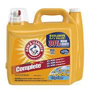 Arm & Hammer Complete Liquid Detergent, 214.4 fl. oz.
