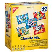 Nabisco Classic Mix Variety Pack, 40 pk./1 oz.