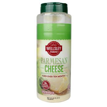 Wellsley Farms Parmesan Cheese, 24 oz.