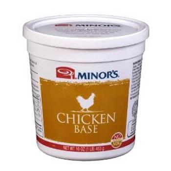 Minor's Chicken Base, 16 oz.