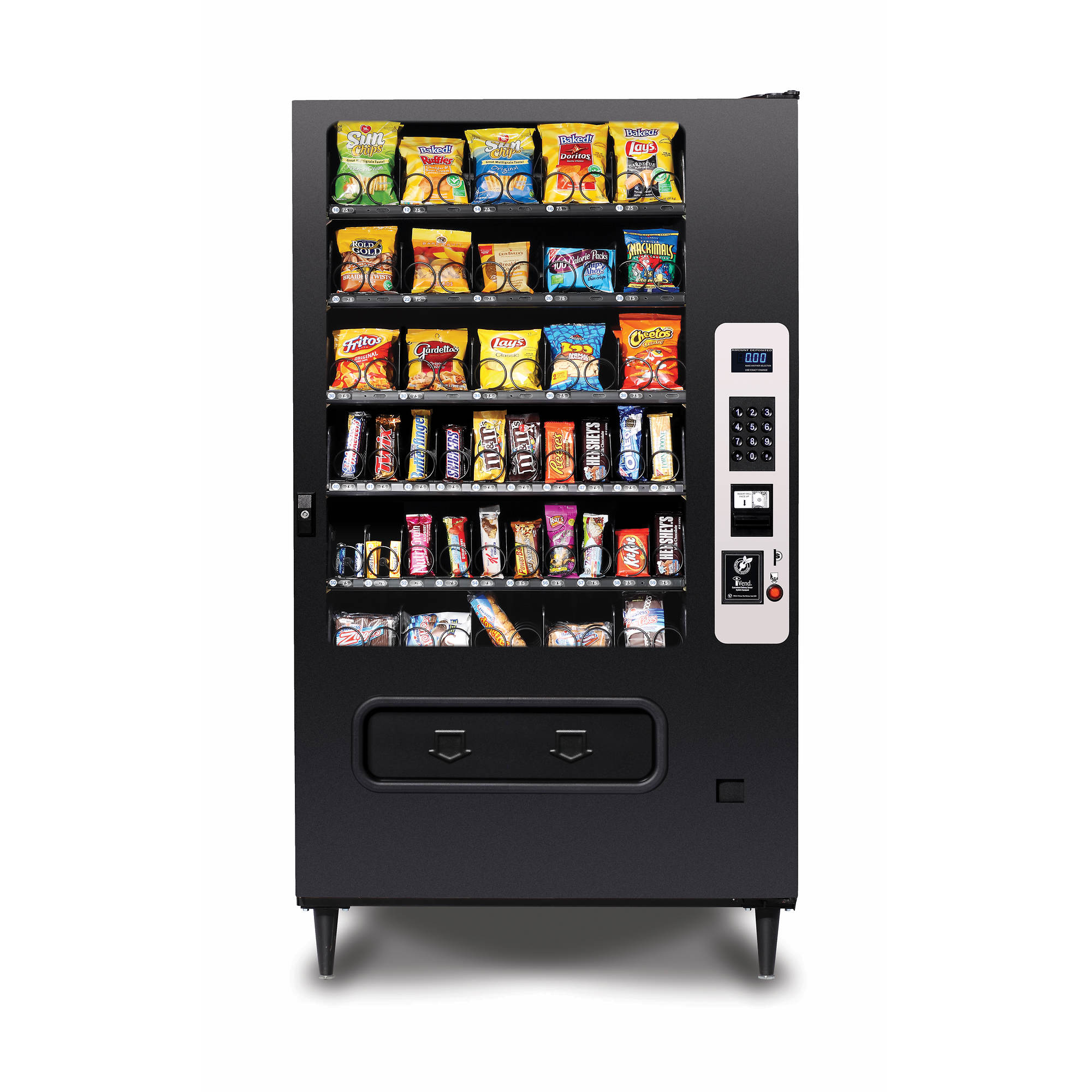 Hair accessories vending machines - Selectivend Sv5 Snack Vending Machine
