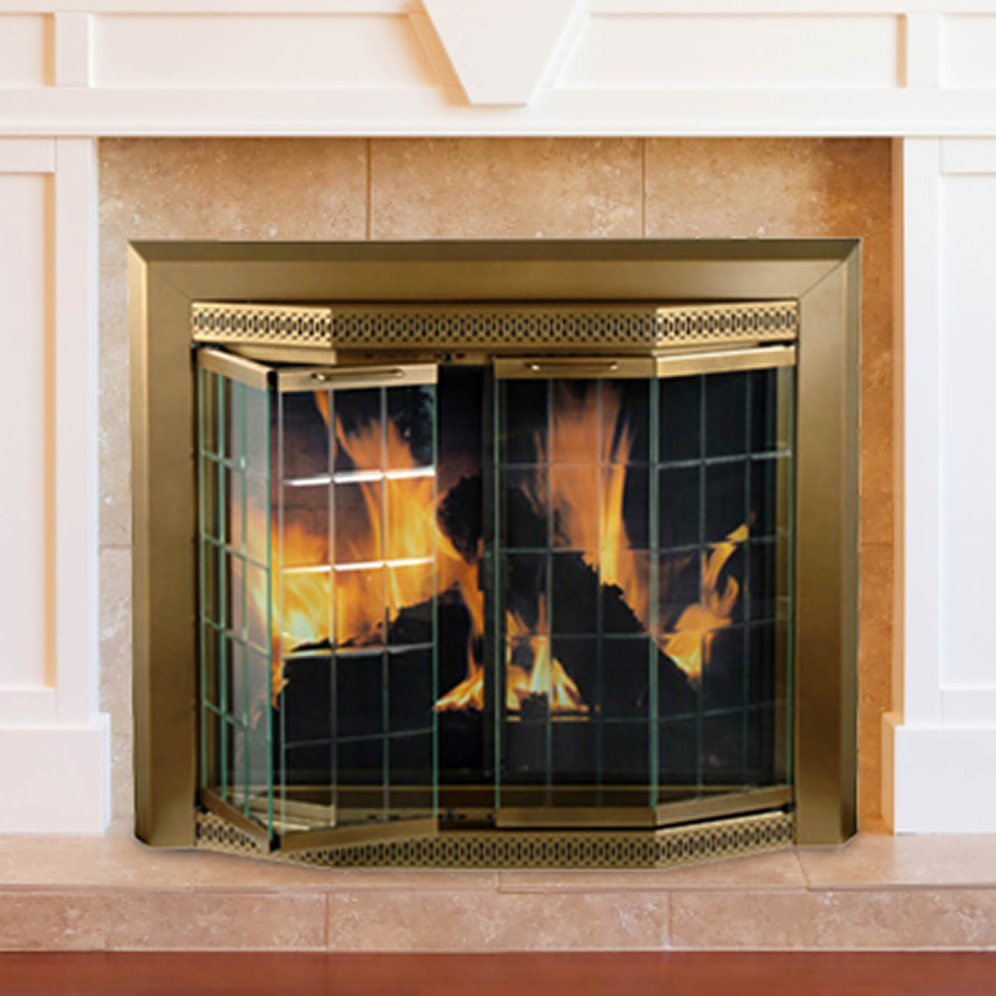 Pleasant Hearth Fireplace Doors Check Out The Range Of Fireplace Pleasant Hearth Fenwick Cabinet Fireplace Screen And Arch Prairie Pleasant Hearth Arrington Fi at queertango.us