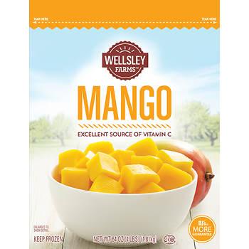 Wellsley Farms Mango, 4 lbs.