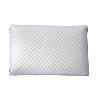 Sealy Memory Foam Gusset Pillow