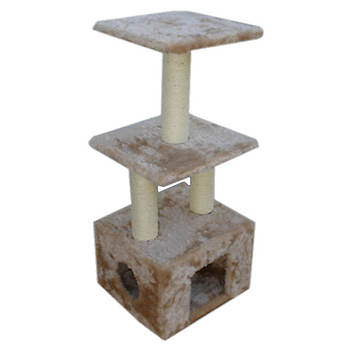 Majestic Pet Products 40 Casita Cat Tree Condo