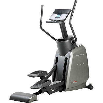 ProForm 850 Elliptical Trainer with Heart Rate Monitor and 12 Different Workouts