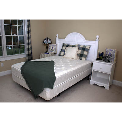 Therapedic Kathy Ireland Home Paradise Cafe Full-Size Mattress Set