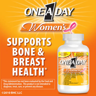 One A Day Women's Multivitamin Tablets - 250 Count