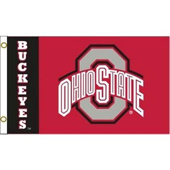 Annin 3' x 5' Ohio State Buckeyes Flag