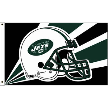 Annin 3' x 5' New York Jets Flag