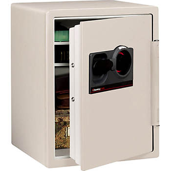 SentrySafe 2-Cu.-Ft. Fire Safe with 3-Number Combination Lock