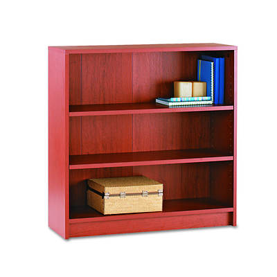 HON 1870 Series 3-Shelf Bookcase (Henna Cherry)